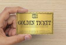 Claim your GOLDEN TICKET for a FREE CLASS Erina Heights Acting & Drama 4