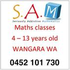 Seriously Addictive Mathematics - Wangara - Maths Tutor